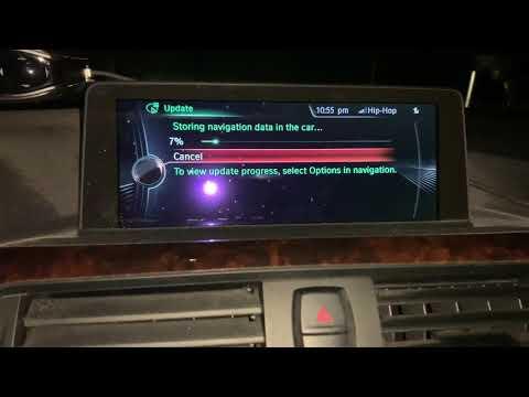 BMW Navigation Update Walk Through