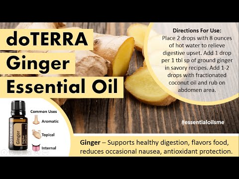wonderful-doterra-ginger-essential-oil-uses