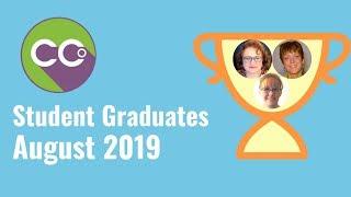CCO Graduates August 2019