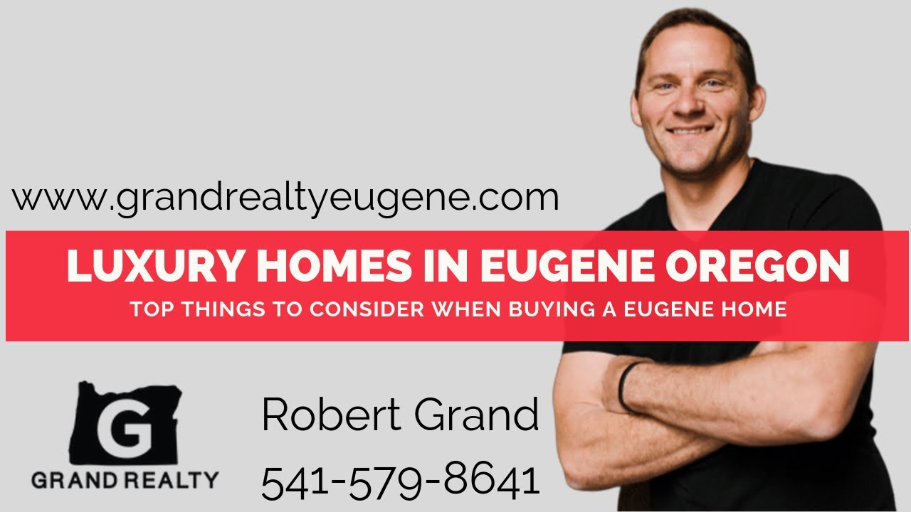 Luxury Homes In Eugene Oregon