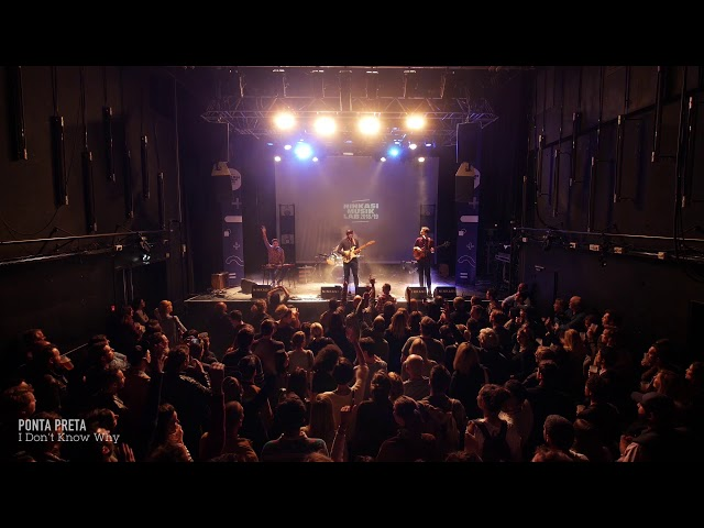 Ponta Preta - I Don't Know Why (Live at Ninkasi)