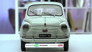 Costruisci la Fiat 600 Hachette
