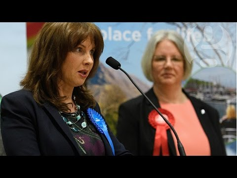 Copeland and Stoke by-election victory speeches