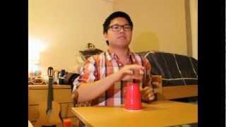 [Tutorial] Học cách vừa hát vừa gõ cốc (Cup Song)