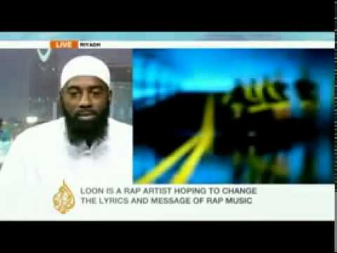 YouTube   NEWS LOON Convert To Islam Interview with rap artist turned Muslim Jul 09 Time Is Short People