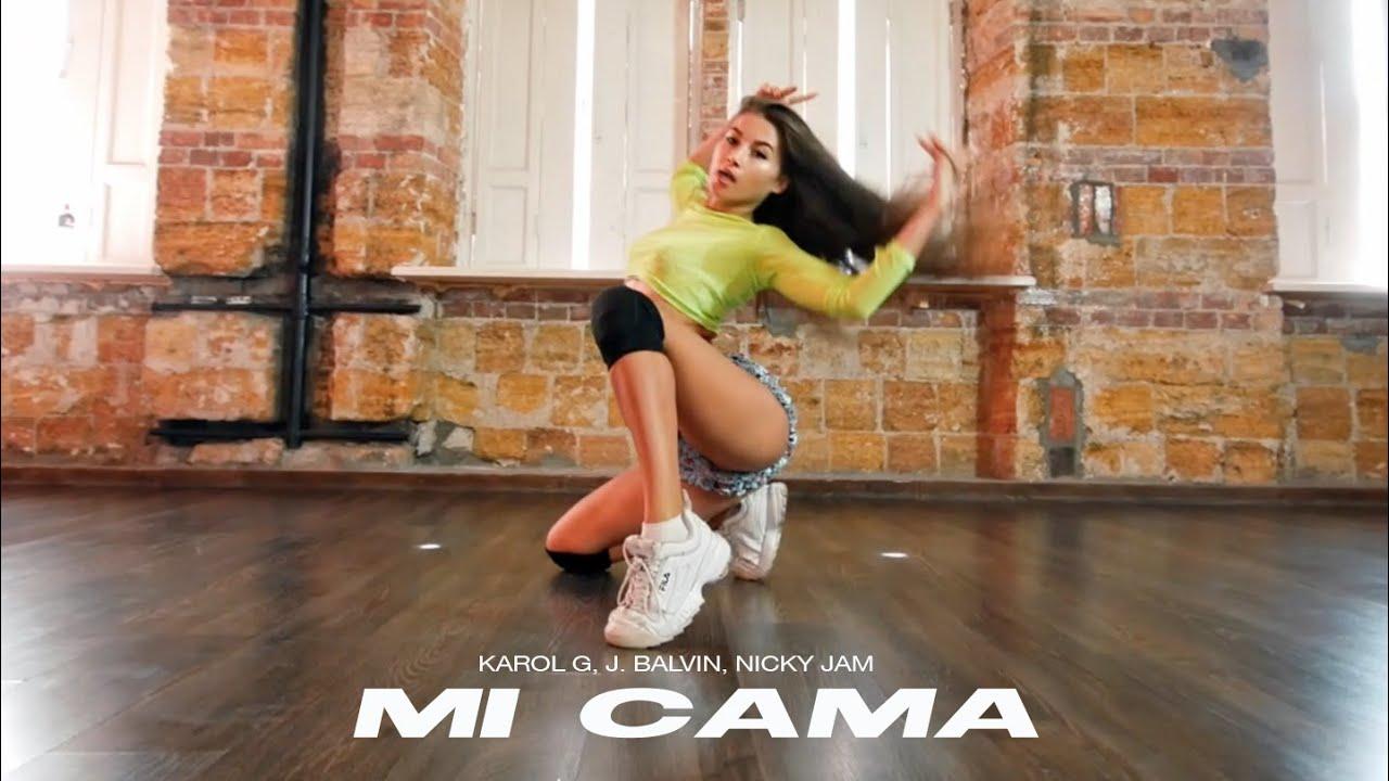 KAROL G, J. Balvin - Mi Cama ft. Nicky Jam   Viktoria Boage   Twerk   VELVET YOUNG DANCE CENTRE