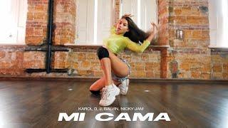 KAROL G, J. Balvin - Mi Cama ft. Nicky Jam | Viktoria Boage | Twerk | VELVET YOUNG DANCE CENTRE