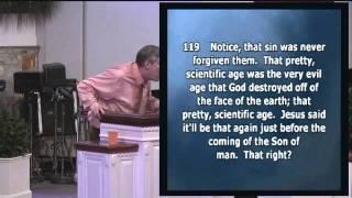 Донни Рейган 2010.08.17 Смешение родословных