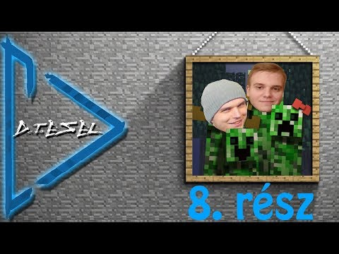Hát ezt túl kéne élni.. 8. rész | Minecraft Hardcore