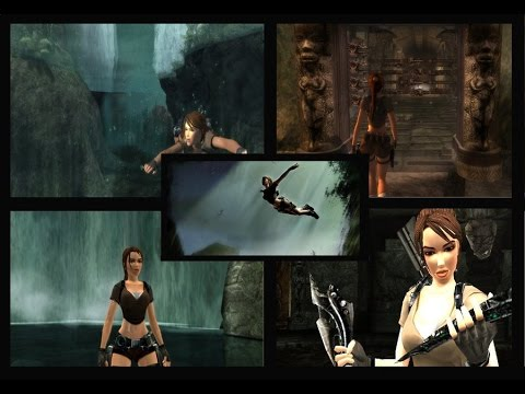 Tomb Raider Legend Ghana 4# Gameplay ITA