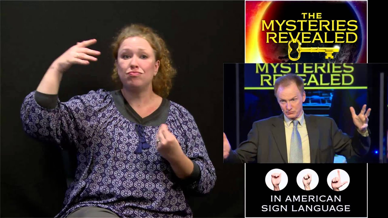 about mystery for asl