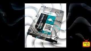 Seagate unveils world's fastest 6TB hard drive.
