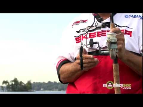 Fishing - Letting The Rod Do The Work