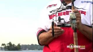 Риболовля - здача штанга роблять роботу
