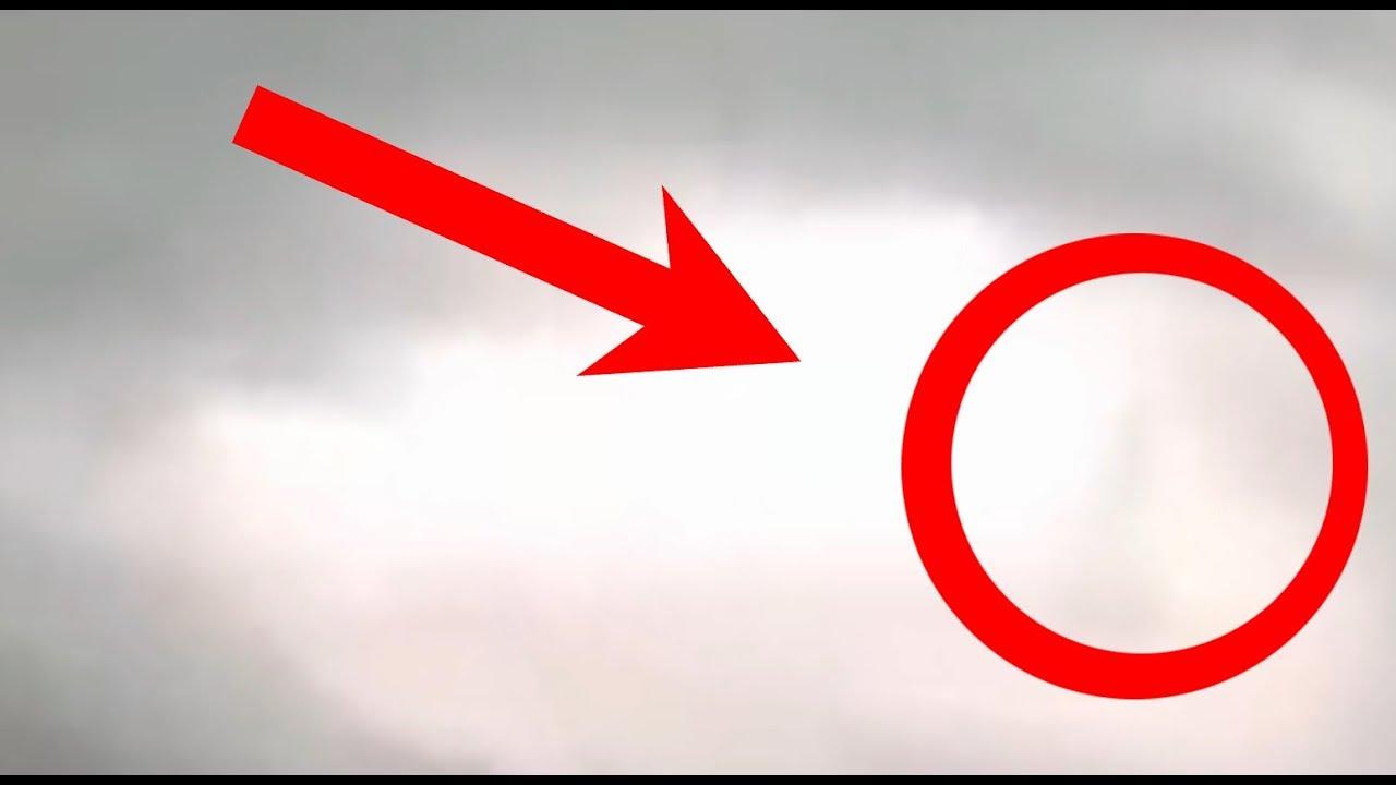 ☢ בול פגיעה - דמות מסתורית הולכת בשמיים!!! (לא פוטושופ)