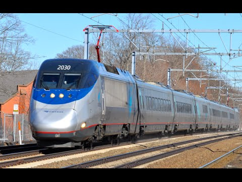 Amtrak Acela Express - America's Fastest Train