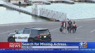 Search Continues Thursday For Naya Rivera After Going Missing On Lake Piru; 4-Year-Old Son Found Alo
