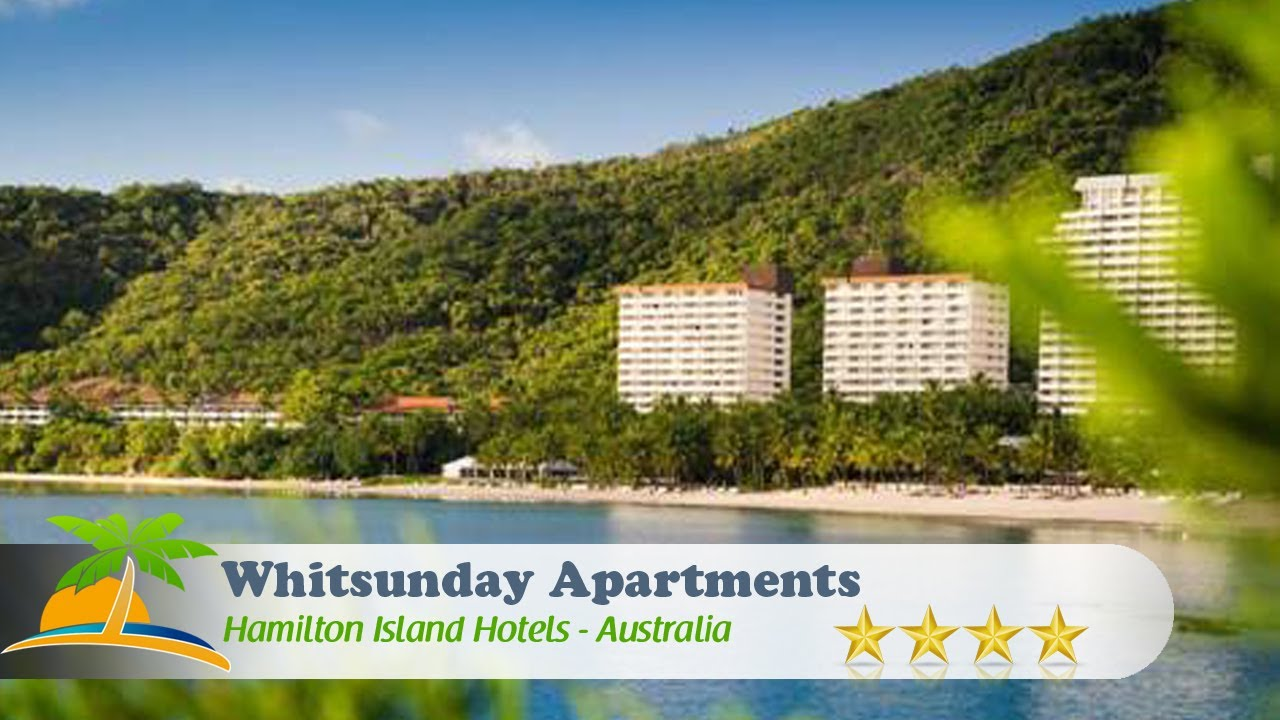 Whitsunday Apartments   Hamilton Island Hotels, Australia