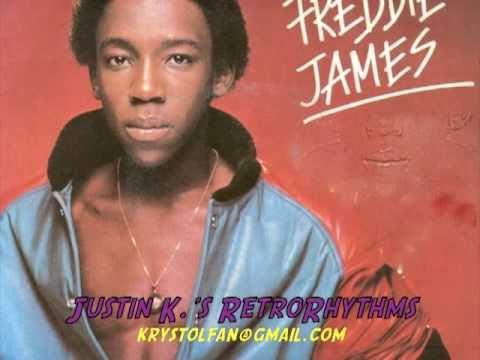 Freddie James — Hot Thing ('83 Funk/R&B/Boogie Jam)