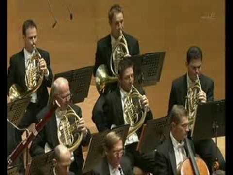 Tchaikovsky 4th Symphony, Horn section solo