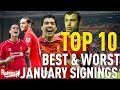 Liverpool's Top 10 BEST & WORST January Signings!