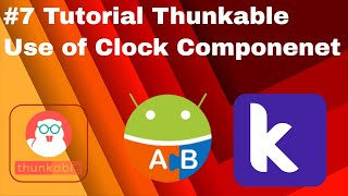 Download How To Make Alarm Clock App Thunkable App Inventor Tutorial