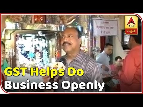 GST Helps Us Do Business Openly, Says Ratlam Resident | Teerth Yatra(13.11.2018) |  ABP News