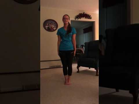 South Stanly High School Cheer Tryout Dance 2017