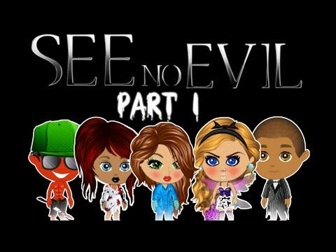 YoWorld Horror Movie: See No Evil - Part 1/4
