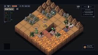 Into the Breach - First look at its micro battles