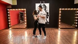 Kizomba Fusion Волны в Кизомбе Илья Субачев и Александра Марченко onlinekizomba com