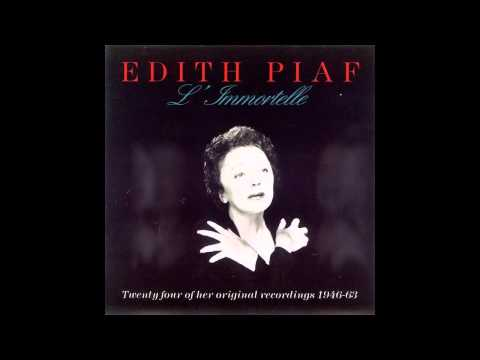 Edith Piaf — Johnny Tu N'Es Pas Un Ange mp3