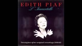 Edith Piaf — Johnny Tu N