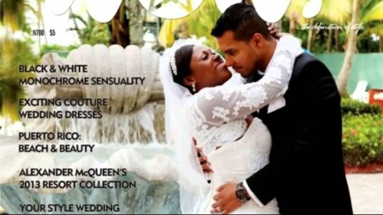 Uche Jombo S Wedding Photos