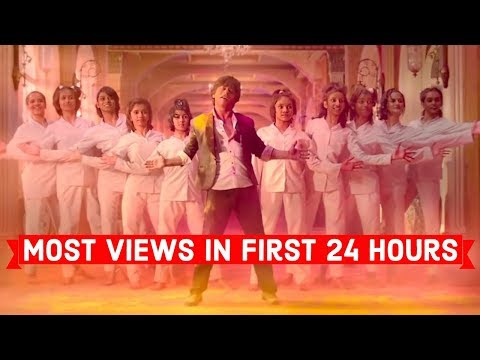 Most Viewed Indian/Bollywood Songs in First 24 Hours | Hindi, Punjabi Songs
