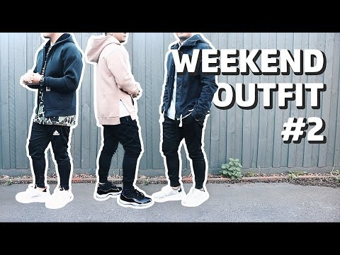 Ide Outfit buat Weekend #2 Bahasa Indonesia