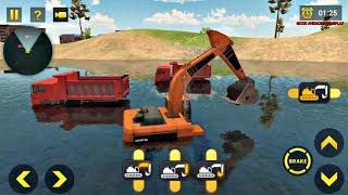 Heavy Excavator Simulator Pro 2017 - Android GamePlay FHD screenshot 5