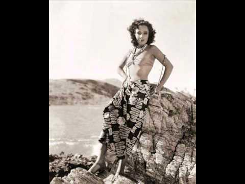 Carmen Miranda - Amor! Amor! 1931 Dolores del Rio Silent Era Movie Star Tribute