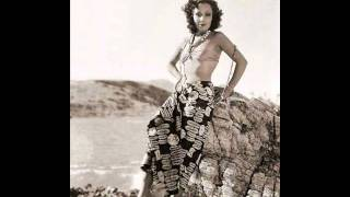 Carmen Miranda - Amor! Amor! 1931 Dolores del Rio Silent Era Movie Star Tribute
