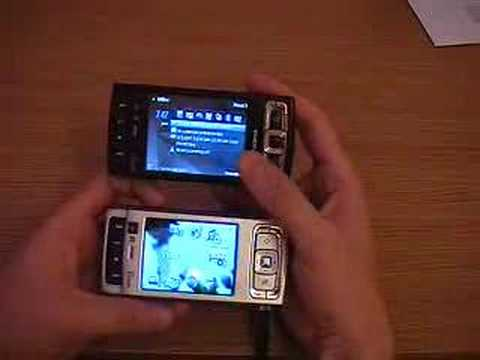 Comparison Nokia N95 8gb Nokia N95