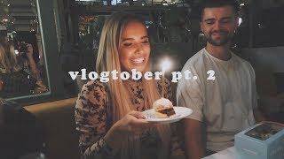 Vlogtober pt. 2 MY BIRTHDAY VLOG! | Hello October