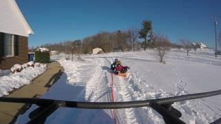 Jan 2017 snow NC