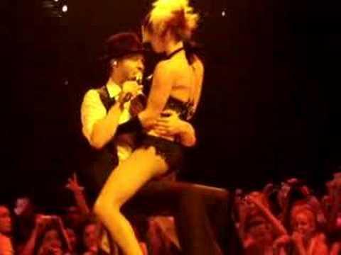 Justin Timberlake Concert - Damn Girl, Auckland NZ