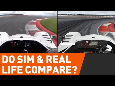 How Do Sim Racing & Real-World Racing Compare? Pro Racer Explains