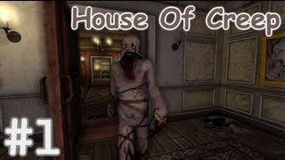 Amnesia House Of Creep #1 - ГОЛЫЙ МУЖИК \(◎o◎)/