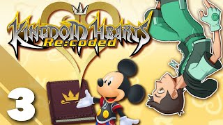 Kingdom Hearts Re:Coded - #3 - I guess? - Story Mode