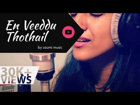 En veeddu Thoddathil - Gentleman | Tamil cover by Saumi S. | 2018