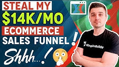 TRIPLE YOUR DROPSHIPPING CONVERSIONS & PROFITS WITH THIS FREE CLICKFUNNELS & SHOPIFY SALES FUNNEL!