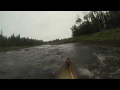 Missinaibi River - Z Drag Rapids