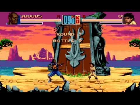 Shaq Fu Genesis/SNES Review